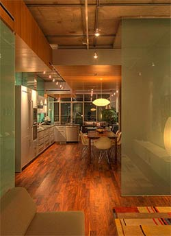 Boutique one and two level South Granville apartments for sale are urban chic, affordable and command incredible views.