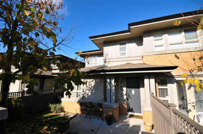 Listed at only $659,000, this perfect Richmond family townhome by Cressey Developments still as the balance of the new home warranty.