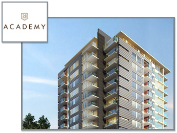 brand new b29d8 96a84 Polygon Academy Vancouver UBC Condo Tower