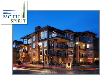 Spirit at Pacific Spirit UBC Condos in Vancouver Westside real estate market
