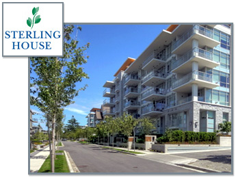 Sterling House UBC Vancouver Apartments