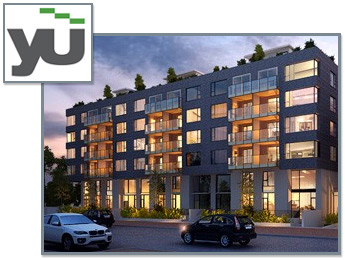 Yu at Wesbrook Place UBC real estate development