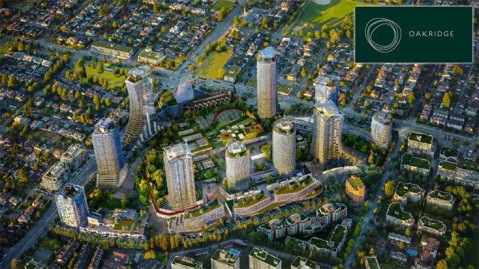 Westside Vancouver Oakridge Condos