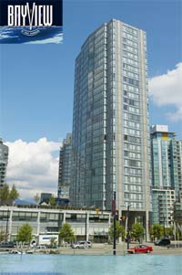 The Bayview at Coal Harbour luxury rental apartments in downtown Vancouver are close to amenities, Stanley Park and the seawall.
