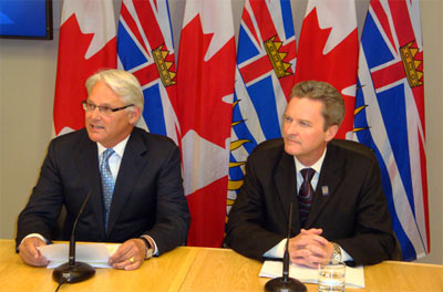 The BC Liberal Government Announced the Introduction of the BC HST Harmonized Sales Tax in Late July 2009.