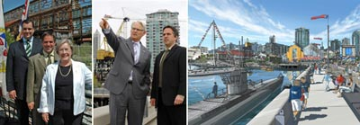 The North Vancouver National Maritime Centre for the Pacific and Arctic recently received a huge boost in funding from the Provincial Government and is awaiting funds from the federal level as well for this magnificent waterfront museum in Lower Lonsdale's Pier Development.